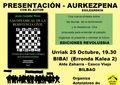 Presentación «Las dinámicas de la Resistencia Civil» (25 de Octubre, Bilbao)